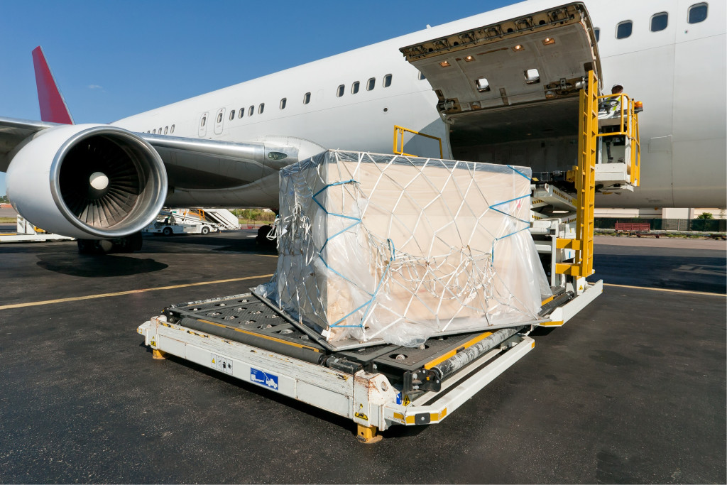 Why are air-freight charges still rising?